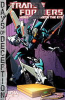 Transformers MTME comic #38